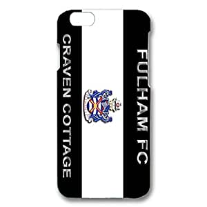 The Fulham Football Club Cool logo Eye-catching Phone Case For iphone 6 (4.7) inch,3D