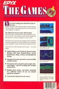 The Games - Commodore 64 (Summer Edition)