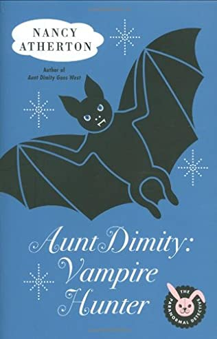 book cover of Aunt Dimity, Vampire Hunter