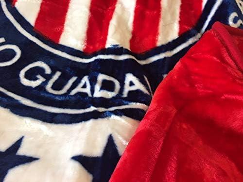 Chivas Guadalajara Cloud Soft Blanket