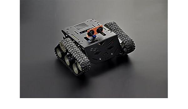 Devastator tanque funda para Robot plataforma (Metal DC Gear Motor ...