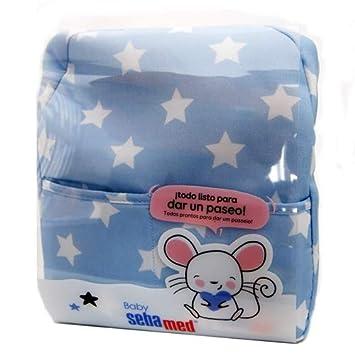 Baby Sebamed Canastilla Premium Azúl. Mochila de regalo: Amazon.es: Salud y cuidado personal