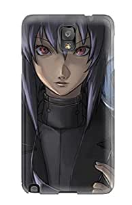 Logan E. Speck's Shop Christmas Gifts Premium Protection Ghost In The Shell Case Cover For Galaxy Note 3- Retail Packaging 7339729K86277066