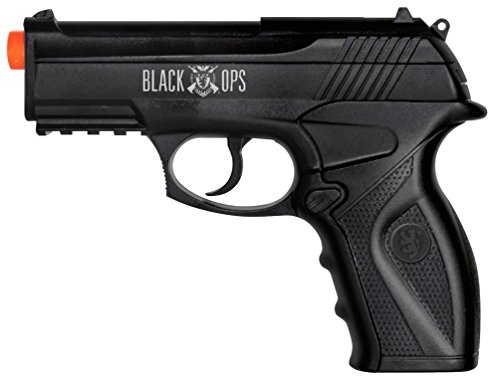 Black Ops Co2 Boa Airsoft (Automatic Airsoft Pistol)