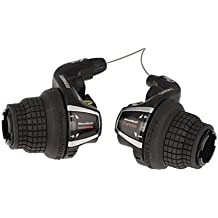 Shimano RevoShift SL-RS35 Friction 3x7 Speed Shift Lever Set Right/Left 21 Speed Twist Shifter