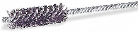 5//8 Power Spiral Brush Double Shank 10 PK 2 Brush 5 Overall Length