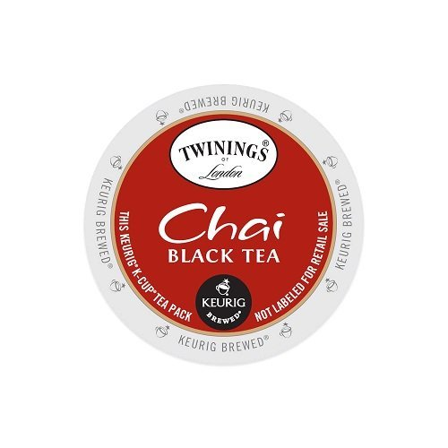 Twinings K-Cup Chai Tea (Chai, 72 Count) by Twinings