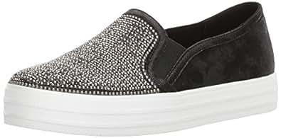 Skechers Street - Zapatillas para Mujer, Negro, 10 M US