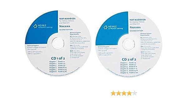 Amazon audio cd rom 2 for hatasahatasamakinos nakama 1 amazon audio cd rom 2 for hatasahatasamakinos nakama 1 9780495912675 yukiko abe hatasa kazumi hatasa seiichi makino books fandeluxe Gallery