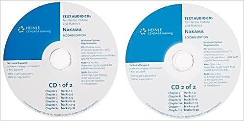 Amazon audio cd rom 2 for hatasahatasamakinos nakama 1 audio cd rom 2 for hatasahatasamakinos nakama 1 2nd edition fandeluxe Gallery