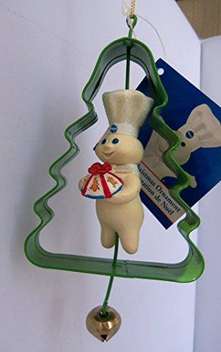 Kurt S. Adler The Pillsbury Doughboy Christmas Tree Ornament 2007