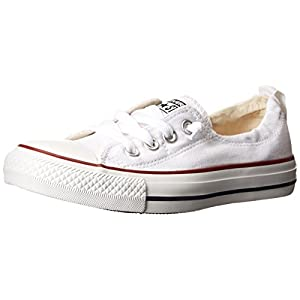 Converse Chuck Taylor All Star Shoreline White Lace-Up Sneaker - 6 B - Medium