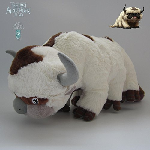 [AVATAR Last Airbender APPA Stuffed Plush Doll Large Soft Toy 20 inch RARE New] (Buffalo Bob Costume)