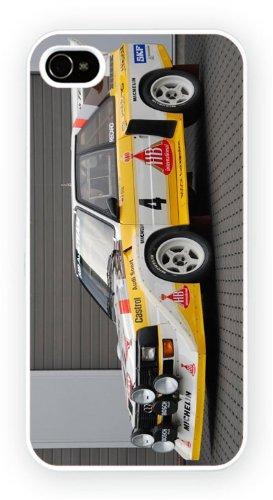 Audi Quattro Garage, iPhone 6, Etui de téléphone mobile - encre brillant impression