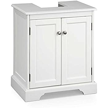 bathroom pedestal sink storage cabinet white. Black Bedroom Furniture Sets. Home Design Ideas