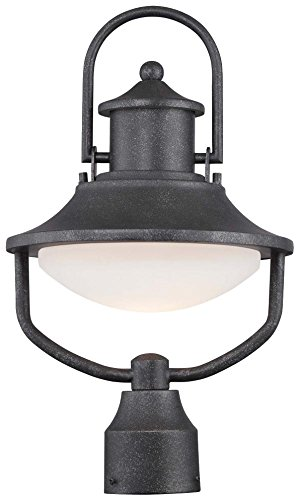 Minka Lavery 8136-173-L LED Post Mount Lantern