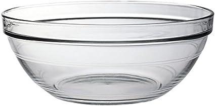 Duralex LYS 2029/AF06/ /Ensaladera Cristal Transparente, 26/cm