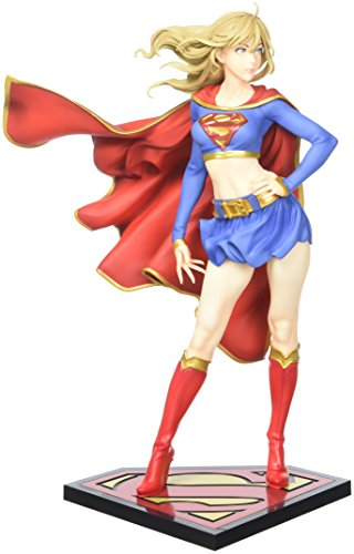 (Kotobukiya DC Comics Supergirl Returns Bishoujo Statue Action Figure)
