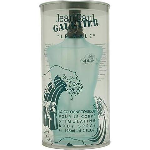 Jean Paul Gaultier Summer By Jean Paul Gaultier For Men. Cologne Tonique Spray 4.2 OZ (edition - Jean Paul Gaultier Le Male Summer Fragrance