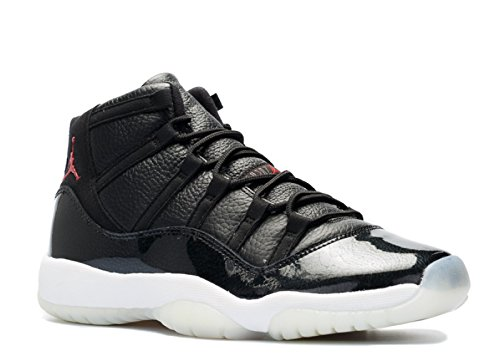 Jordan Air 11 Retro Big Kids Shoes Black//Gym Red-White-Anthracite 378038-002