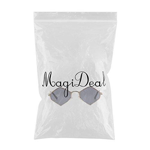 Estilo Chicas Gafas Duradero Magideal Estilo de de Moda 4 Sol Chico Accesorios Moda Mujer de de 3 FvxdqZw7v
