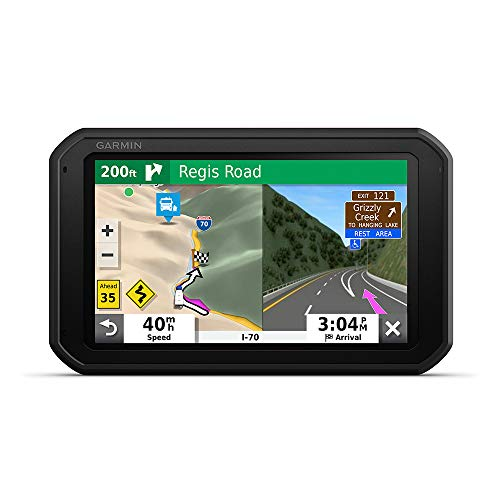 Garmin RV 785 & Traffic, Advanced GPS Navigator for RVs with Built-in Dash Cam, High-res 7 Touch Display, Voice-Activated Navigation