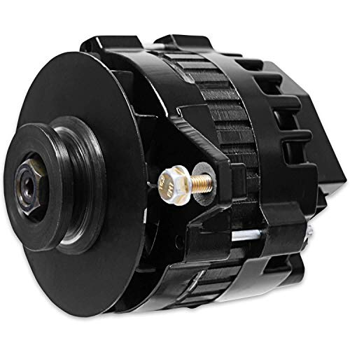 MSD 5321 Black 120A DynaForce Alternator