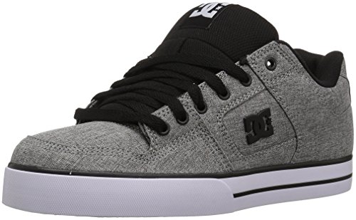 Pure TX Grey DC 5 Men US D D SE 7 Heather Skate Shoe 5UExZqnTwE