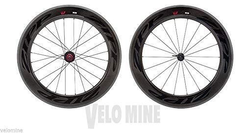Wheel 808 Zipp Front (Zipp 2018 808 Firecrest Carbon Clincher Shimano SRAM 11spd Matte Black Wheelset)