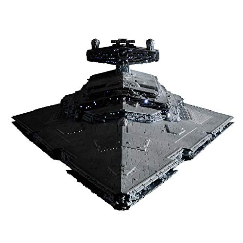 Bandai Hobby Star Wars 1/5000 Star Destroyer (Lighting Model) Limited Ver. Star Wars