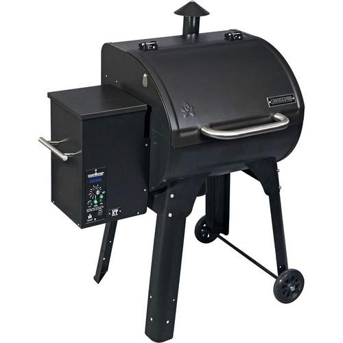 Camp Chef PG24XT Smoke Pro Pellet BBQ with Digital Controls and Stainless Temp Probe Smoker Grill, Black (Best Champs To Get Out Of Bronze)
