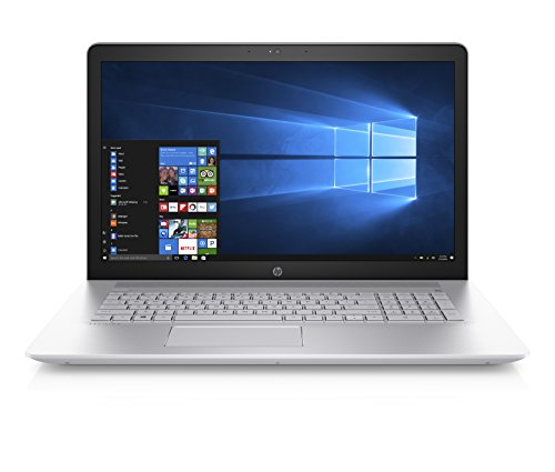 HP Pavilion 17-ar050wm 17.3in Full HD Notebook PC - AMD Quad Core A10-9620P 2.5GHz 8GB 1TB DVDRW Windows 10 (Renewed) (Best Amd A10 Laptop)