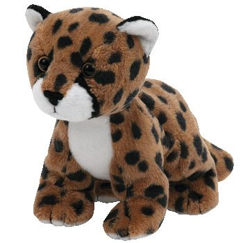 Amazon Com Ty Beanie Baby Chessie The Cheetah Toys Games