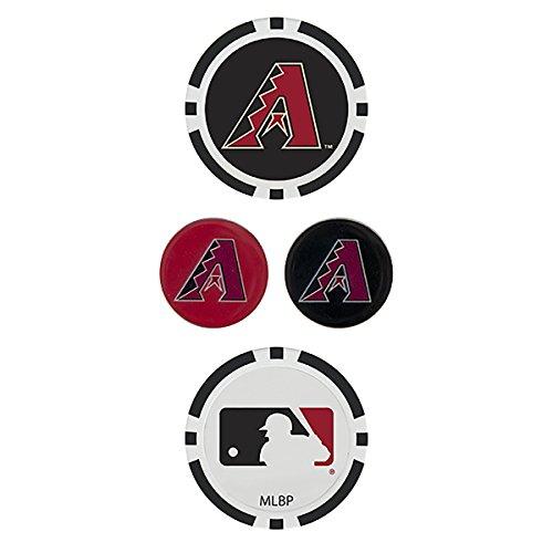 - Team Effort MLB Arizona Diamondbacks Ball Marker Setball Marker Set, NA