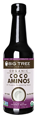 Big Coconut Tree Farms (Big Tree Farms Coco Aminos All Purpose Seasoning Sauce, 10 Ounce)