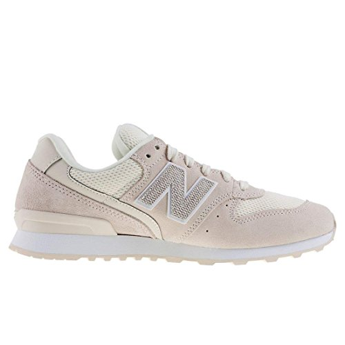 Sneaker Damen New D Hellgrau WR996 White LCB Balance Angora qX6w6xg