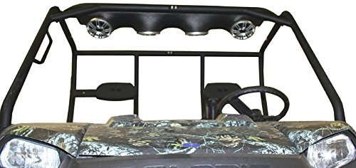 Intimidator UTV UTV Rockford Package R152 Speakers Custom Quad 5 1/4'' Sports Box
