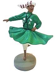 منحوتة الرقصة السعودية التقليدية من مي - AL1381