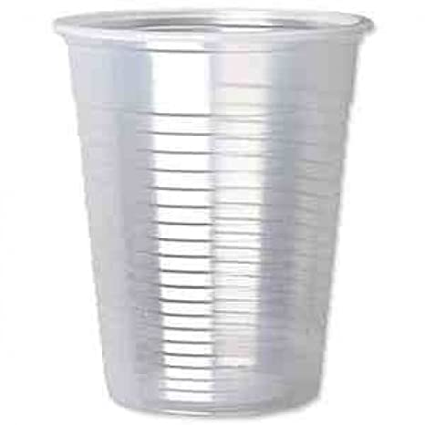 Monarch Glen 100/bicchieri usa e getta in plastica trasparente venduti