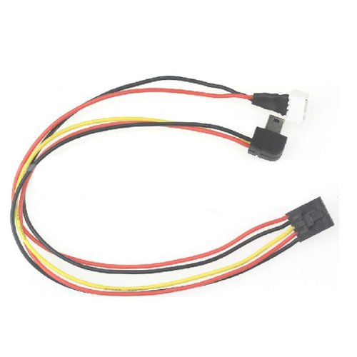 TS832 to Gopro AV/Power Cable