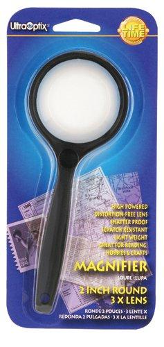 UltraOptix Magnifier 2 in. - Carded Magnifier