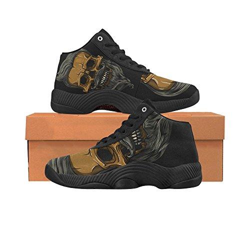 D-story Crâne Chaussures De Basket-ball Chaussures De Course Boost Sneakers
