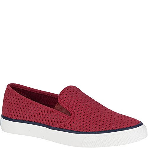 Sperry Top-Sider Women's Seaside Perf Slip-On Loafer Rosewood wiki sale online TkKQSVdC7