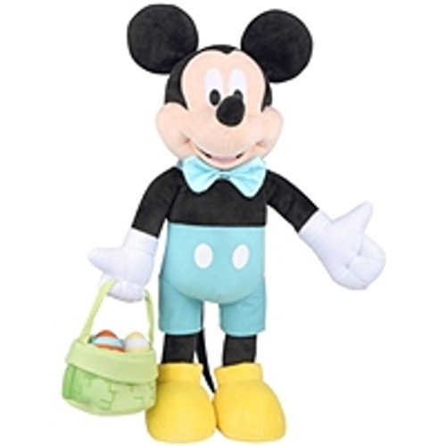 Mickey Mouse Easter Egg Basket Greeter