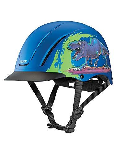 T-rex Rod - Troxel Spirit Schooling Helmet XS T-Rex