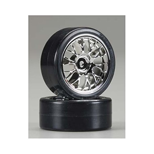 Rc Mesh Wheel - Tamiya 53959 Mesh Wheel w/Drift Tire Type D (2)