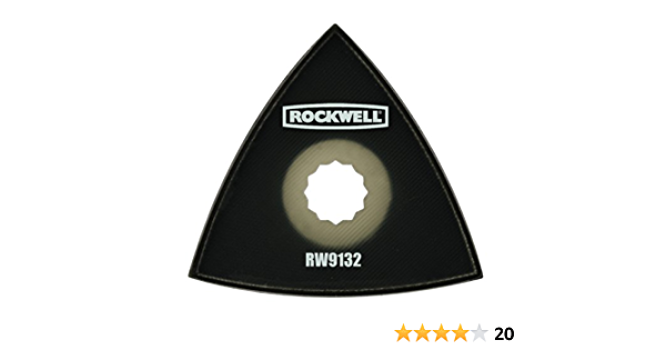 Rockwell RW9139 Sonicrafter Sanding Pad 2-Piece