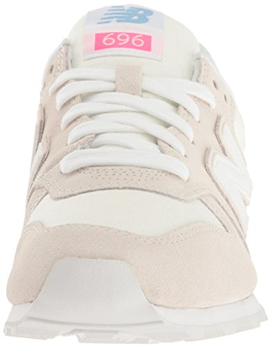 New Balance Womens WL696V1 Sneakers Sea Salt/White