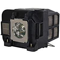 Amazing Lamps ELPLP75 / V13H010L75 Replacement Lamp in Housing for Epson Projectors