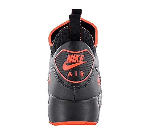 Leder 5 Mid Herren Max Synthetik NIKE Ultra 90 Sneaker Schwarz 45 SE Winter Air wqzddOaX